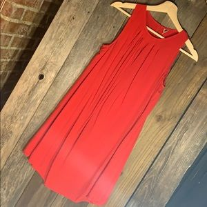 Red OLD NAVY dress!